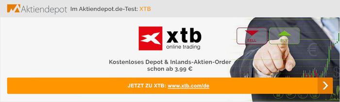XTB Online Broker