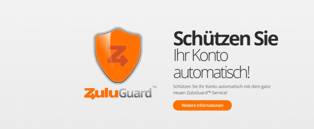 Zulutrade bietet optimalen Schutz mit dem ZuluGuard