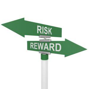 hohe Gewinne bei hohem Risiko